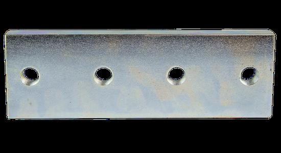 SINGLE CHAMBER CLAMPING BAR