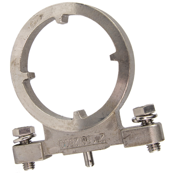 14.3 SINGLE CHAMBER RING HOLDER WITH BOLTS AND PINS